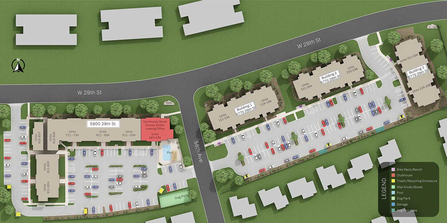 greeley apartments sitemap